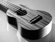Bordo del cerchio delle ukulele Immagine Stock