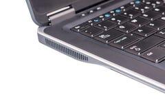Bordo del computer portatile Immagini Stock