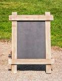 Bordo del menu Fotografie Stock Libere da Diritti