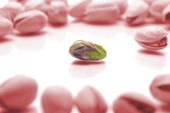 Bordo del pistacchio Fotografia Stock Libera da Diritti
