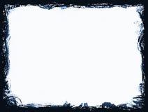 Bordo dell'inchiostro di Grunge Fotografia Stock Libera da Diritti