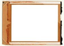 Bordo della pellicola di Instamatic   fotografie stock libere da diritti