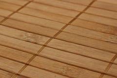 Bordo di bambù del fondo immagini stock libere da diritti