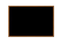 Bordo di gesso in bianco Fotografie Stock