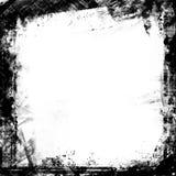Bordo di Grunge illustrazione vettoriale