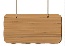 Bordo di legno Immagini Stock Libere da Diritti