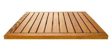 Bordo di legno Immagini Stock