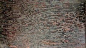 Bordo di legno anziano sporcato da olio industriale Fotografie Stock Libere da Diritti
