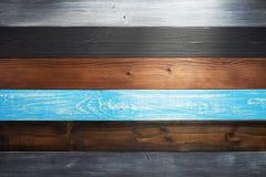 Bordo di legno come fondo Immagini Stock Libere da Diritti