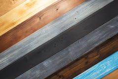 Bordo di legno come fondo Immagine Stock