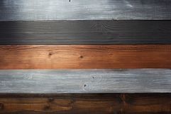 Bordo di legno come fondo Fotografia Stock Libera da Diritti