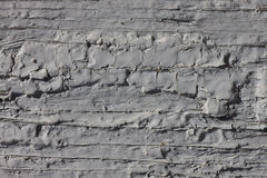 Bordo di legno dipinto lerciume Immagini Stock Libere da Diritti