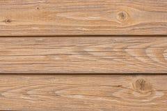 Bordo di legno marrone anziano Fotografia Stock