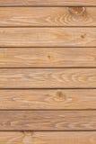 Bordo di legno marrone anziano Immagini Stock
