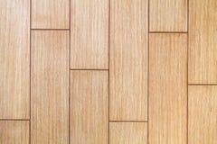 Bordo di legno verticale Fotografia Stock