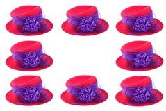 Bordo di Red Hat immagini stock libere da diritti