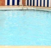 Bordo di una piscina Immagine Stock Libera da Diritti