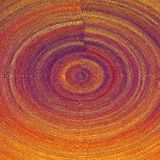 Bordo dipinto di legno Materiale illustrativo spesso della pittura Arte contemporanea Fondo d'annata dei colpi della pittura L'es royalty illustrazione gratis