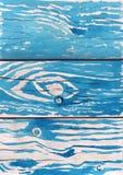 Bordo e legno del fondo Schizzo dell'acquerello Immagini Stock