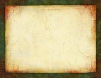 Bordo e priorità bassa di Grunge illustrazione di stock