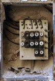 Bordo elettrico Fotografia Stock