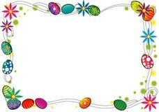 Bordo felice di Pasqua Fotografia Stock