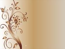 Bordo floreale royalty illustrazione gratis