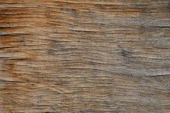 Bordo invecchiato sbiadito di legno d'annata con le crepe, i controlli ed i difetti Fotografia Stock Libera da Diritti