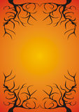 Bordo irreale dell'albero royalty illustrazione gratis