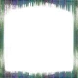 Bordo variopinto di Grunge illustrazione vettoriale