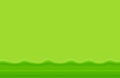 Bordo verde Fotografia Stock Libera da Diritti