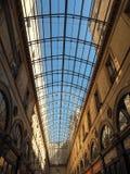BORDOWIE, GIRONDE/FRANCE - WRZESIEŃ 21: Stary galeria budynek ja Zdjęcie Stock