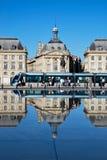 bordowie tramwajarscy Fotografia Stock