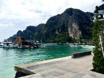 Bords de la mer de Phuket Photos libres de droits