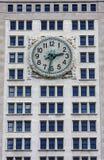 Borduhr in NYC Stockfotos