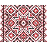 borduurwerk Oekraïens nationaal ornament Royalty-vrije Stock Afbeeldingen