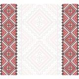 borduurwerk Oekraïens nationaal ornament Royalty-vrije Stock Foto's