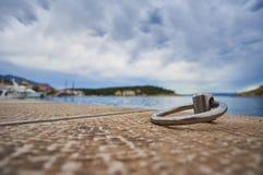 Borduurwerk voor boten royalty-vrije stock foto's