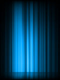 Αυγή Borealis. Ζωηρόχρωμη περίληψη. EPS 8 Στοκ φωτογραφία με δικαίωμα ελεύθερης χρήσης