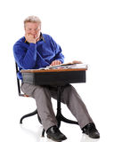 Bored Adult Student Stock Images
