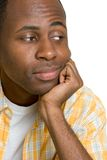 Bored Black Man Stock Photos