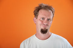 Bored Man Royalty Free Stock Photos
