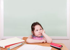 Bored Student Stock Image