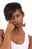 bored woman στοκ φωτογραφία με δικαίωμα ελεύθερης χρήσης
