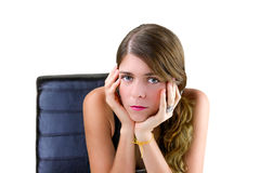 Bored Woman Stock Photos