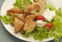 Borek с сыром Стоковое Фото