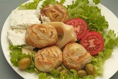 Borek с сыром Стоковое Изображение RF