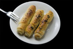 Borek. A Pastry named in Turkish Borek stock images
