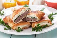 Borek burger Royalty Free Stock Image