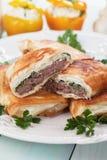 Borek burger Royalty Free Stock Images